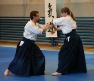 Aikido in Amsterdam