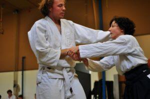 Machiel & Adriana Integrale Aikido Amsterdam