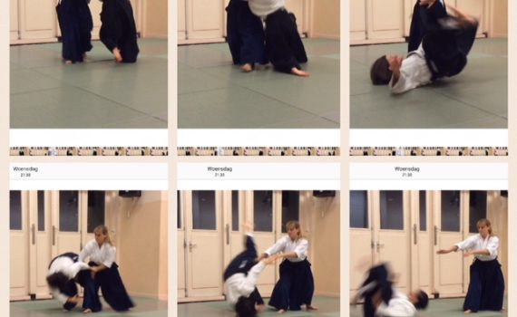 Carolina van Haperen Aikido