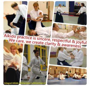 Integral Aikido Amsterdam Carolina van Haperen AikiContact
