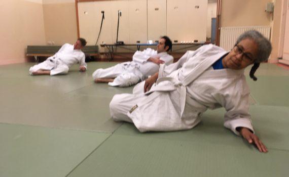AikiContact Integral Aikido Amsterdam