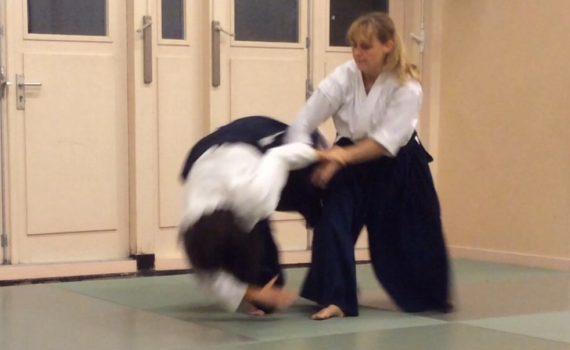 Aikido Amsterdam AikiContact Carolina van Haperen