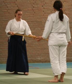 AikiContact Aikido Amsterdam Carolina van Haperen